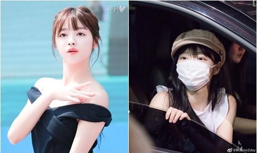 2 idol Hàn gây sốt vì ''mặt quá nhỏ để đeo khẩu trang''
