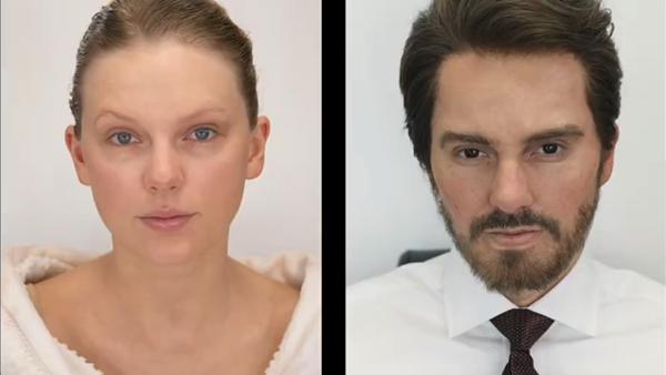 Taylor Swift hóa đàn ông, cà khịa cực mạnh trong MV mới - 3