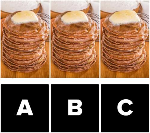 Đố bạn vượt qua 7 thử thách về bánh pancake