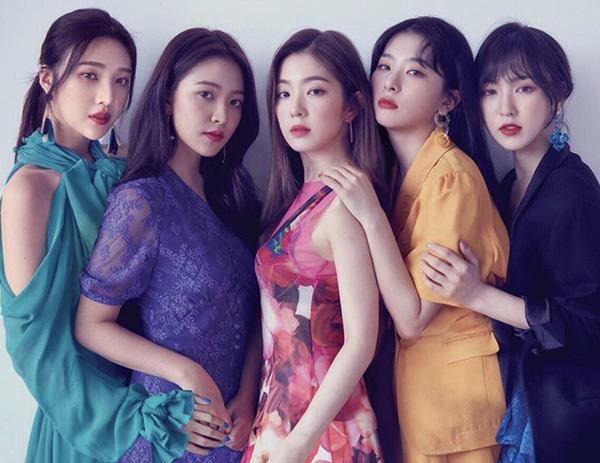 Red Velvet đã ủng hộ 230 triệu won để giúp chống dịch nCoV.