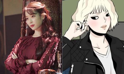 IU suýt nhận vai 'điên nữ' trong 'Tầng lớp Itaewon'