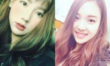 Ảnh quá khứ của Mi Yeon và Na Yeon gây trầm trồ