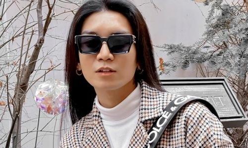 BB Trần bị cách ly tại nhà sau khi trở về từ Hàn Quốc