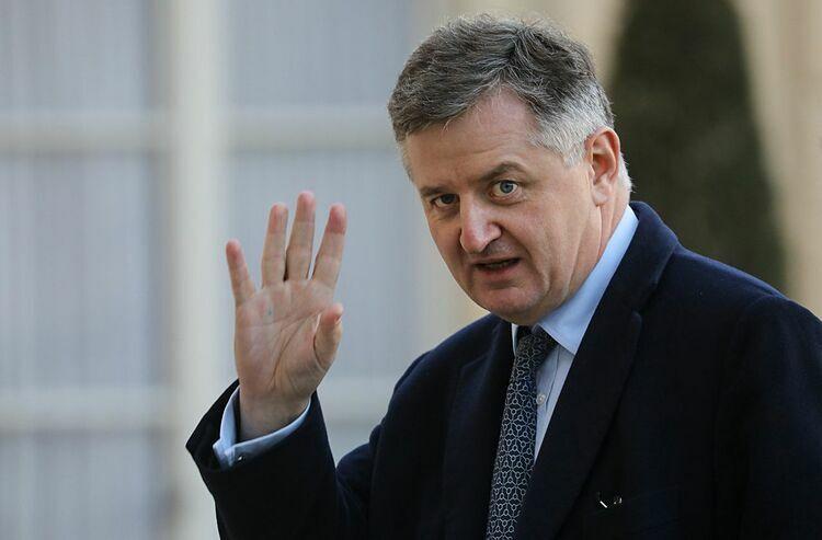 Giám đốc điều hành Augustin de Romanet.