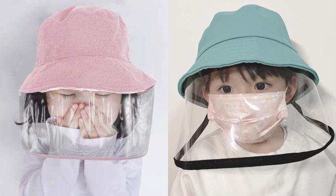Kiểu mũ dành cho trẻ em cũng nhận được sự quan tâm lớn.