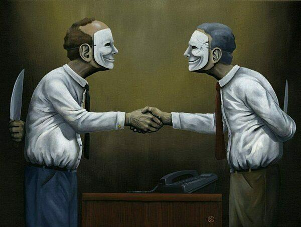 Sự khác biệt giữa người chân thật và kẻ giả tạo - 1