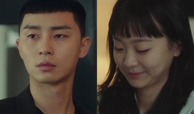 Trong tập 14 của Itaewon Class, nam chính Park Sae Ro Yi (Park Seo Joon) đã nhận ra tình cảm của mình dành cho Yi Seo (Kim Da Mi) - cô gái kém 10 tuổi từng được anh xem như em gái.