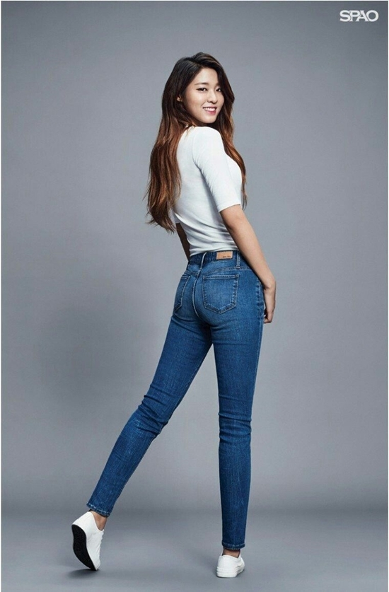 Những idol diện quần jeans đẹp nhất Kpop - 4