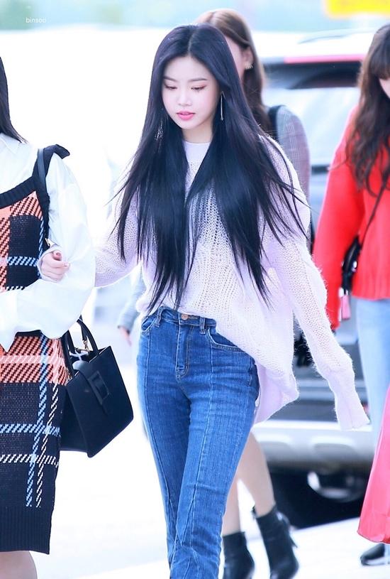 Những idol diện quần jeans đẹp nhất Kpop - 9