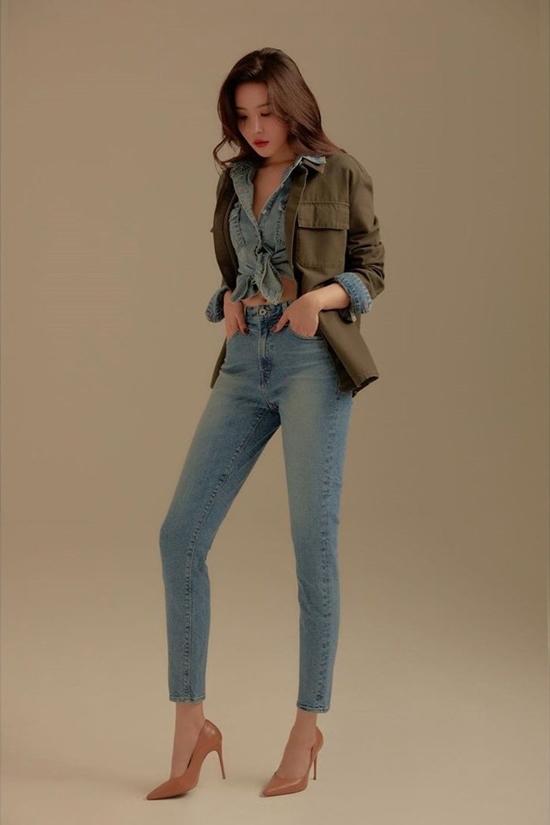Những idol diện quần jeans đẹp nhất Kpop - 7