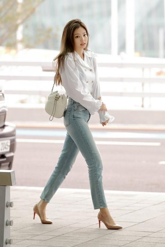 Những idol diện quần jeans đẹp nhất Kpop - 1