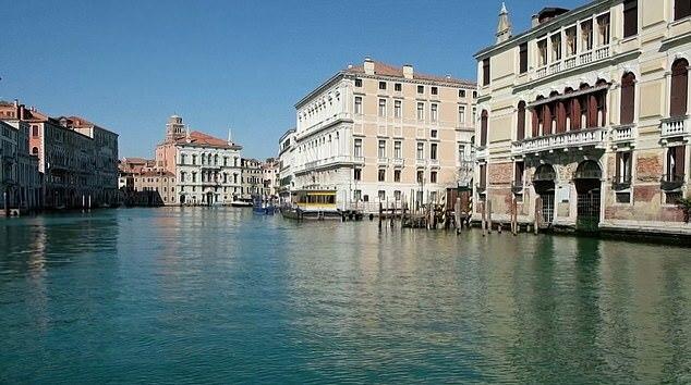 Venice bình yên trong những ngày chính phủ Italy đóng cửa biên giới, hủy bỏ các chuyến bay và phong tỏa toàn quốc.