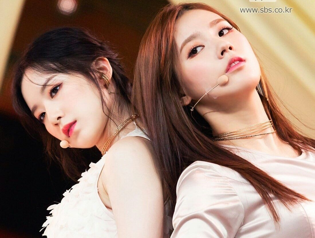 Shua Hua - Mi Yeon (G)I-DLE.