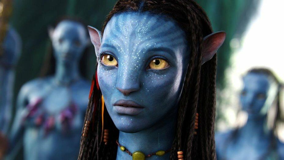Nhân vật trong phim Avatar.