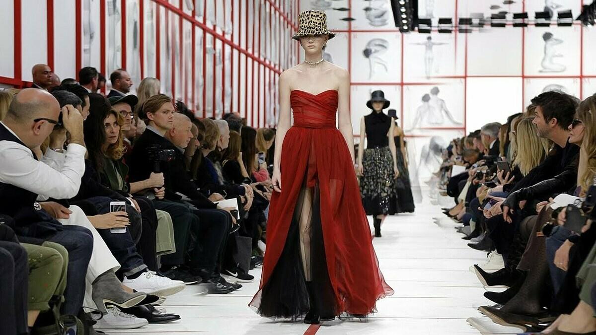 Hàng loạt show giới thiệu bộ sưu tập mới của Gucci, Dior, Prada, Burberry... tại Mỹ, Italy, Trung Quốc... đều bị hủy bỏ.