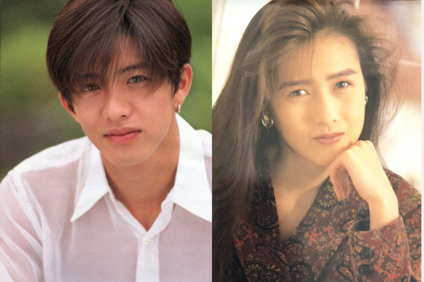 Kokomi và Mitsuki là con của cặp vợ chồngKimura Takuya tuyên bố kết hôn với Shizuka Kudo