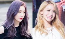 3 màu tóc nhuộm 'huyền thoại' của các nữ thần nhà SM