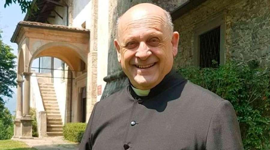 Linh mục Giuseppe Berardelli qua đời vì nCoV.