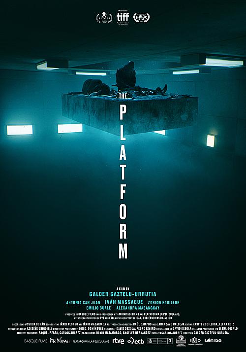 The Platform: Nhà tù kinh dị được ví là Parasite thứ hai - 1