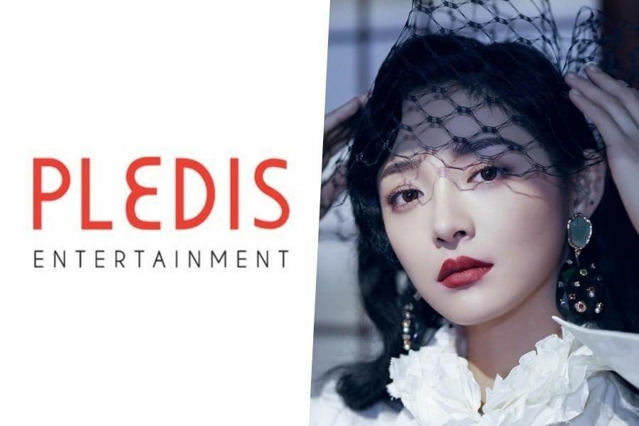 Chu Khiết Quỳnh là idol người Trung Quốc tiếp theo bị kiện vi phạm hợp đồng với công ty Hàn Quốc.