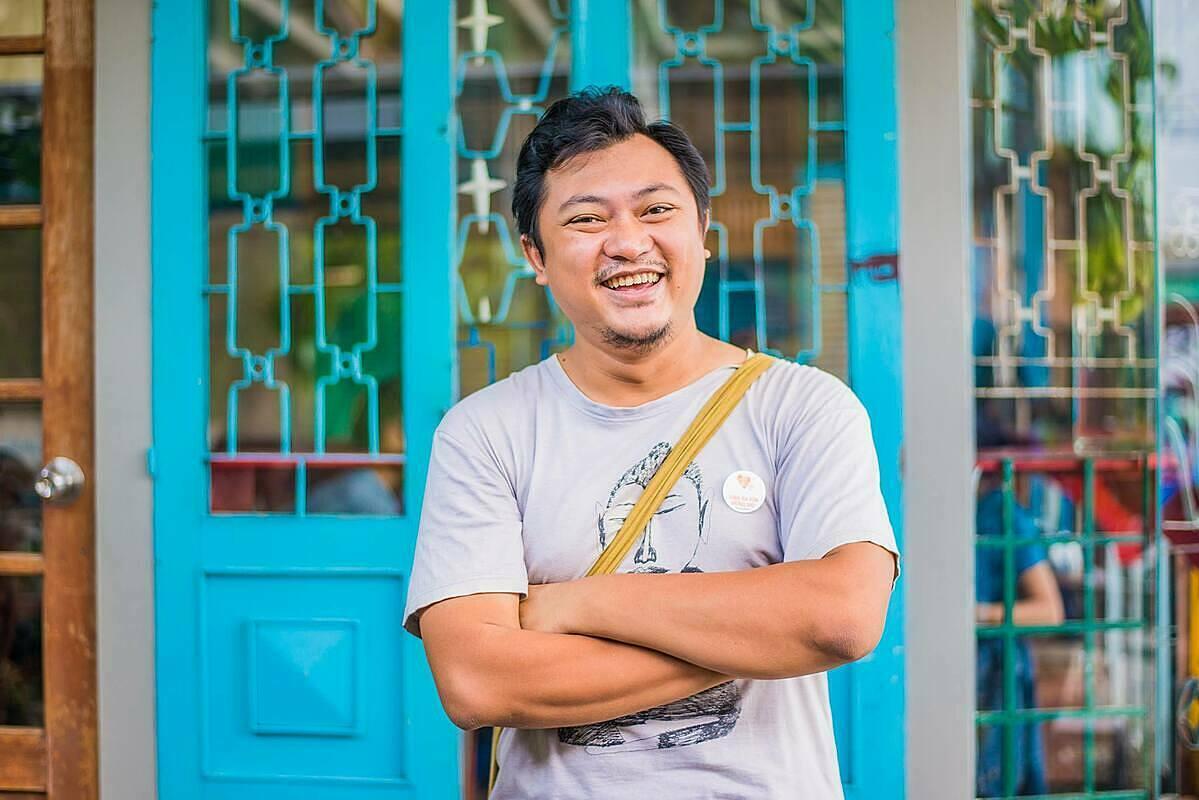 Đạo diễn Phan Gia Nhật Linh.