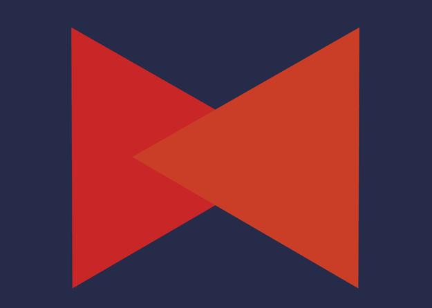 Hình tam giác nào ở trên?