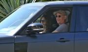 Vợ chồng Tom Hanks về nhà sau khi cách ly