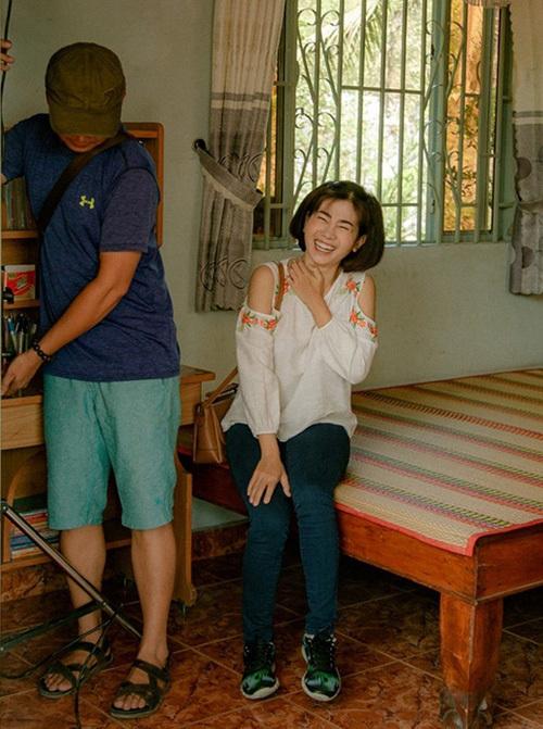 Địa diểm quay phim Con ông Hai Lúa ở xã Bình Lợi, huyện Vĩnh Cửu, tỉnh Đồng Nai, cách TP.HCM 60km