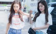 Chỉ diện áo thun trắng và quần jeans, dàn idol vẫn đẹp 'nức nở'