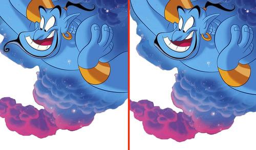 Chỉ có fan ruột Disney mới nhận ra những nhân vật này
