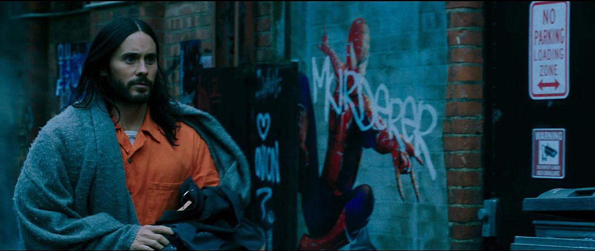 Jared Leto đảm nhiệm vai Morbius - nhân vật có siêu năng lực sau khi nhiễm virus từ loài dơi.