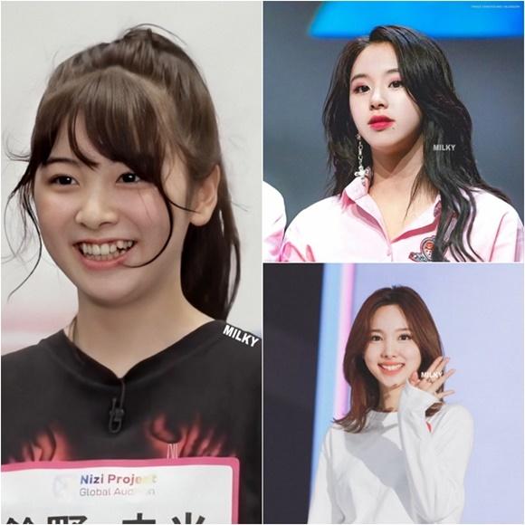 Những mầm non visual JYP gây sốt vì giống Suzy, Twice - 14