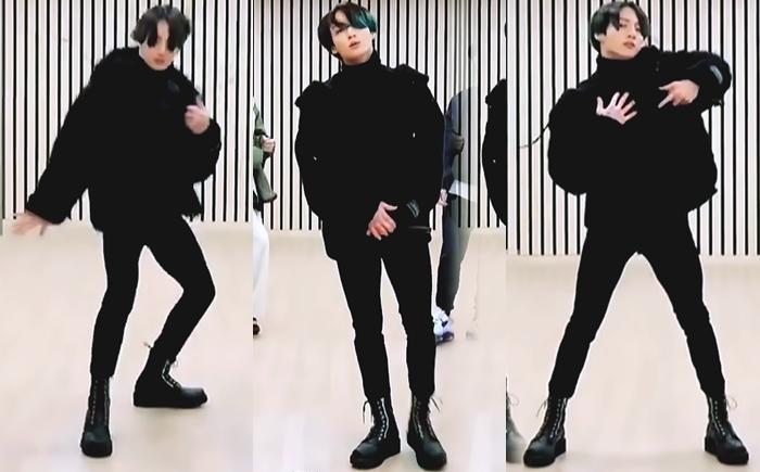 Jung Kook (BTS) vào top trending nhờ đôi chân dài cực phẩm - 1