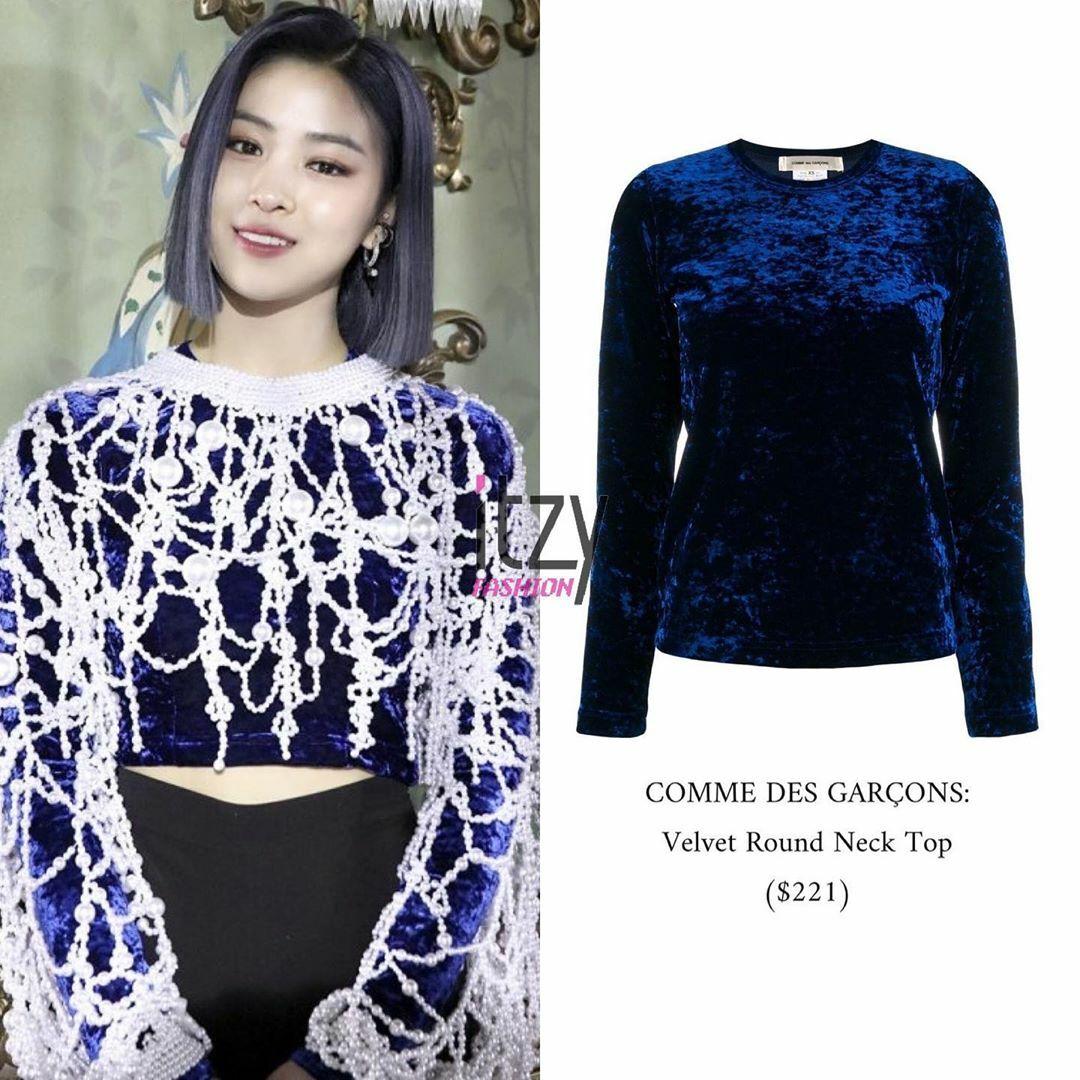Cũng giống như các girlgroup khác, stylist của ITZY rất thích cắt quần áo cho các idol. Những sáng tạo trước đó tuy không xuất sắc nhưng được đánh giá tích cực hơn lần biến quần nội y thành áo gần đây.