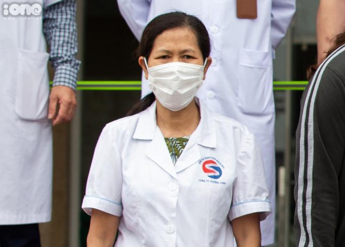 """<p class=""""Normal"""">""""Bệnh nhân 198"""" (Ứng Hoà, Hà Nội), vào viện ngày 28/3,<span>là</span><span>nhân viên Công ty Trường Sinh làm việc tại căngtin Bệnh viện Bạch Mai.</span></p>"""