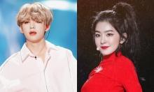 V và Irene: Hai ngôi sao 'sáng' nhất ngày Cá tháng 4