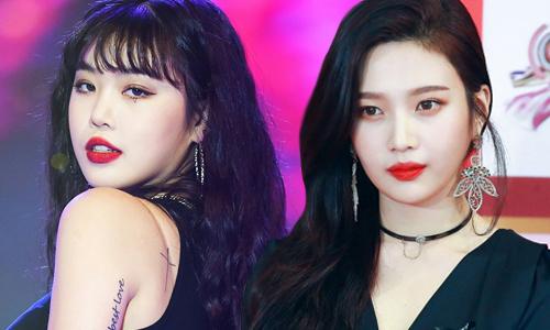 Khí chất khác biệt của 5 mỹ nhân Hàn ''cuồng'' son đỏ