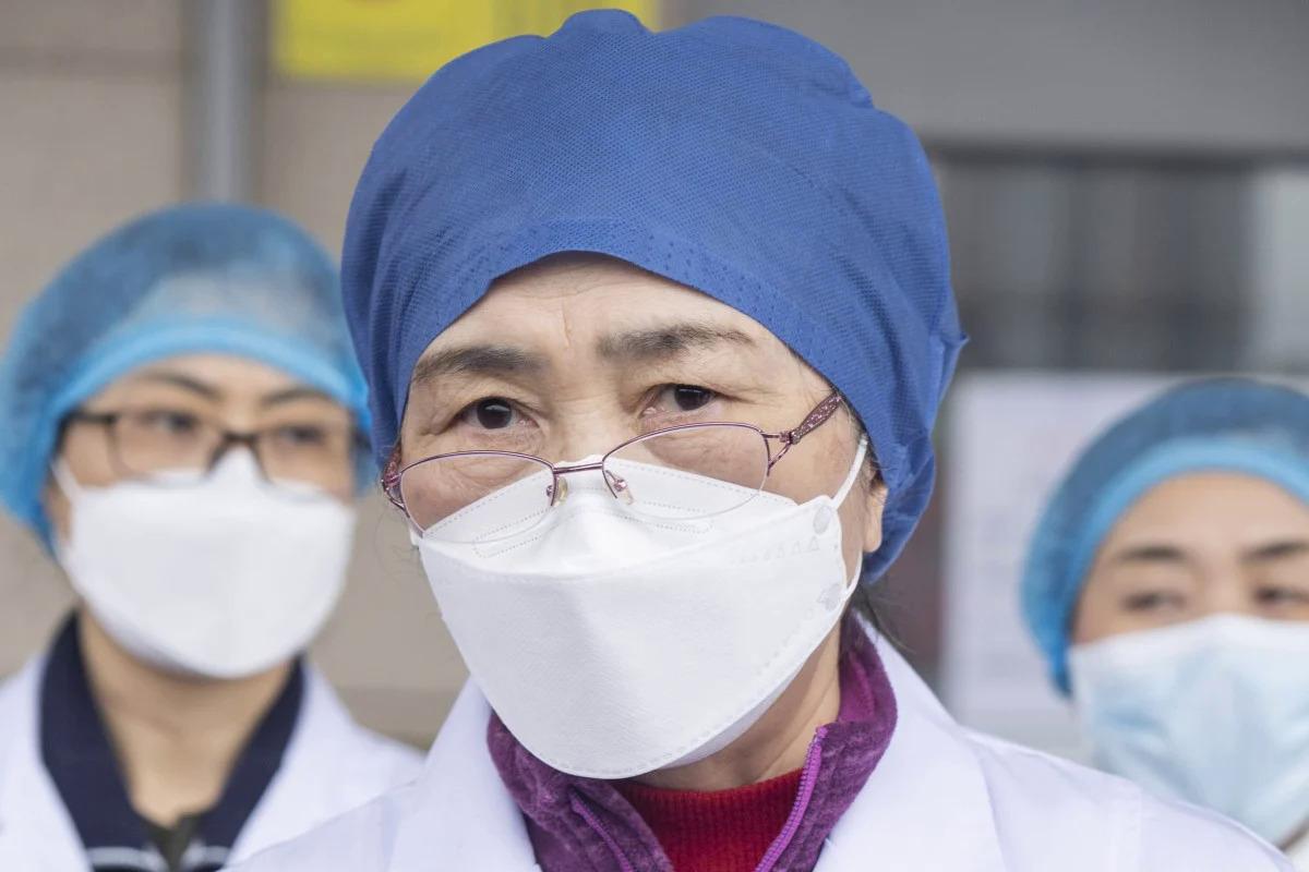 Chuyên gia dịch tễ học Li Lanjuan. Ảnh: Xinhua.