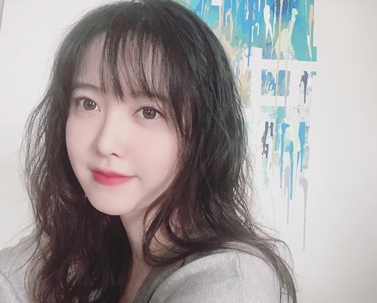 Goo Hye Sun được khen trở lại nhan sắc thời Ulzzang sau khi giảm 8 kg.