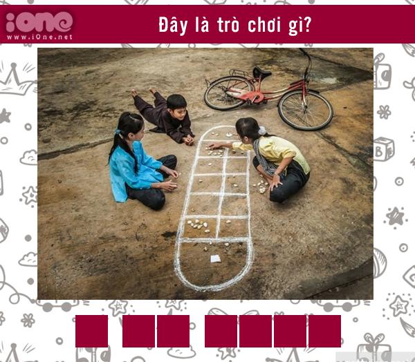 Quiz: Thử thách gọi tên trò chơi khi xưa ta bé