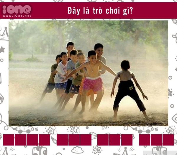 Quiz: Thử thách gọi tên trò chơi khi xưa ta bé - 4