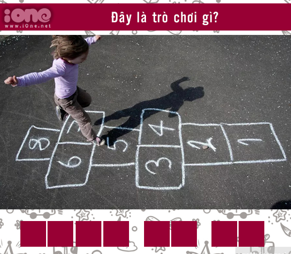 Quiz: Thử thách gọi tên trò chơi khi xưa ta bé - 10