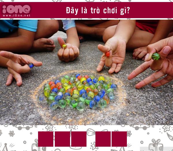Quiz: Thử thách gọi tên trò chơi khi xưa ta bé - 12