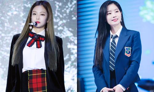 Style nữ sinh khác biệt của Twice, Red Velvet và Black Pink