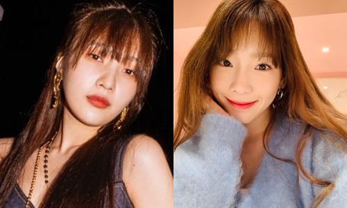 Những kiểu tóc mái kém xinh chỉ idol Hàn mới chinh phục được