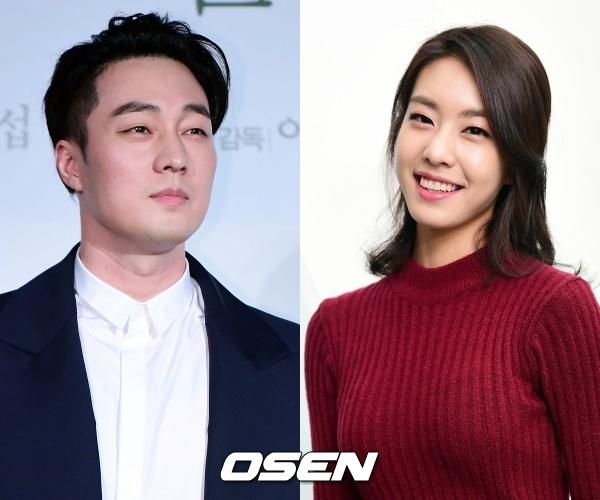 So Ji Sub và Cho Eun Jung đã trở thành vợ chồng.