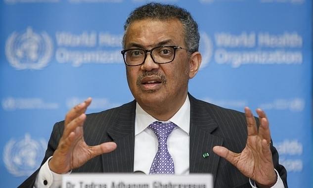Giám đốc WHO bị kêu gọi từ chức vì ''giúp Trung Quốc giấu dịch''