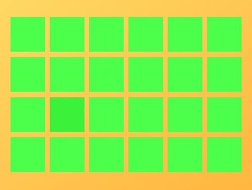 Bạn nhìn thấy bao nhiêu hình tròn? - 5