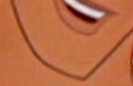 Đố bạn nhận ra 8 hoàng tử Disney qua... xương hàm - 8