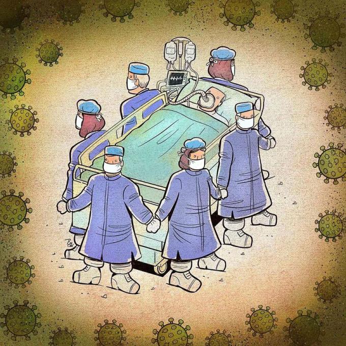 <p>... để bảo vệ cho bệnh nhân khỏi những nguy cơ tiềm ẩn của virus.</p>